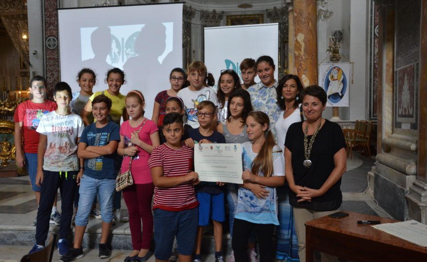III EDITION OF THE FRANCESCA MANSI AWARD FOR THE ENVIRONMENT (2016)