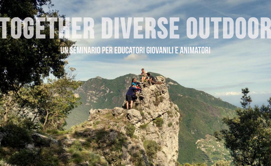 TOGETHER, DIVERSE, OUTDOOR | ERASMUS + (2018)