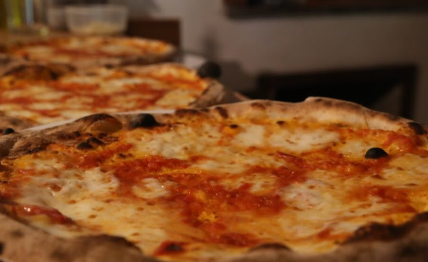 HISTORY OF PIZZA – From Tramonti to the World