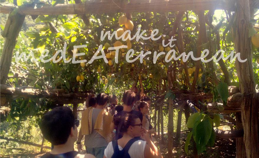 MAKE IT MedEATerranean | ERASMUS+ (2016)