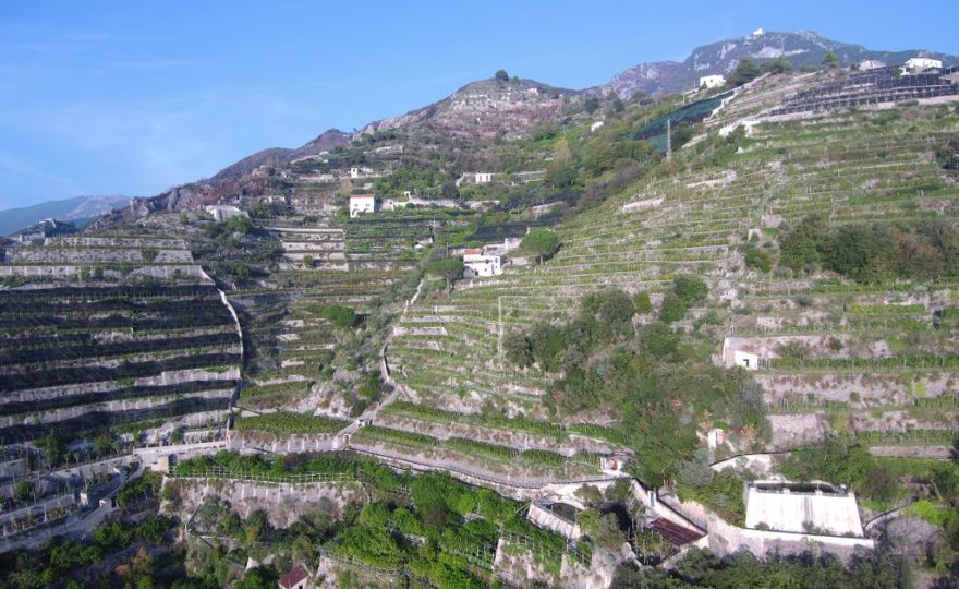 Open MAPTER – MAPPING THE TERRACES OF THE AMALFI COAST