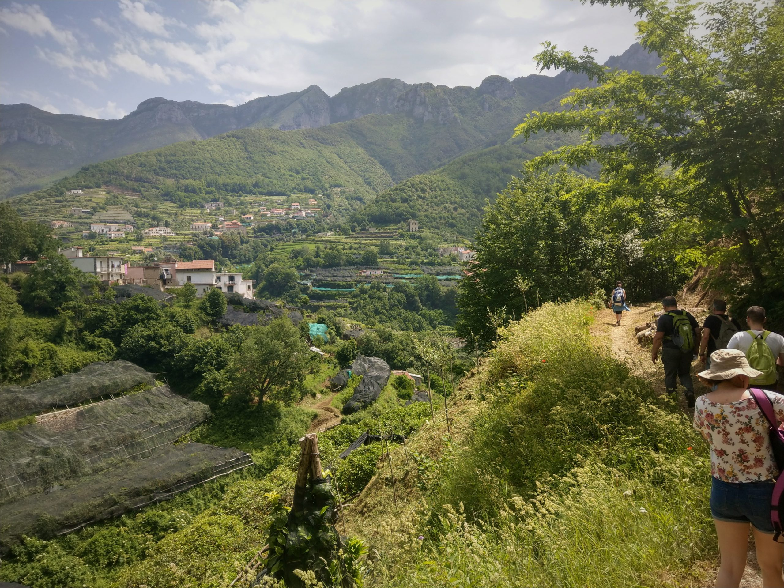 SentieroFormichelle Amalfi Coast