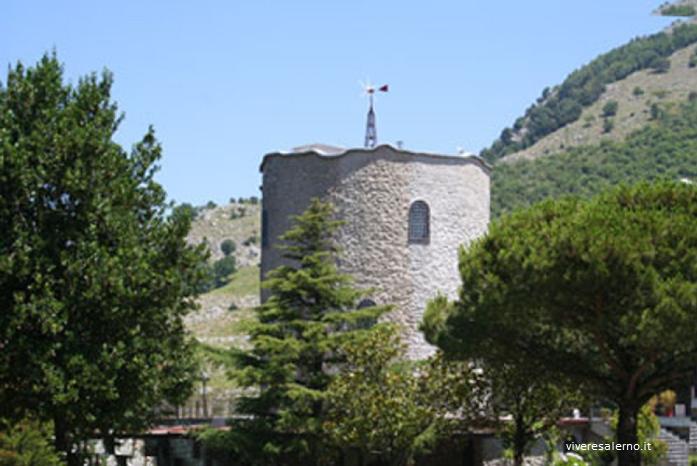 La torre di Chiunzi, nuova sede rappresentativa di ACARBIO