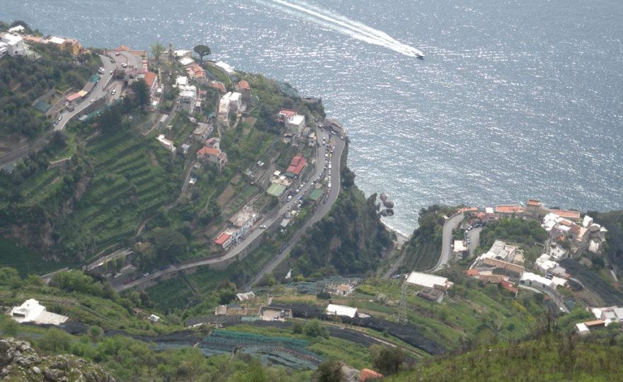 Amalfi e Sorrento in un'unica riserva UNESCO