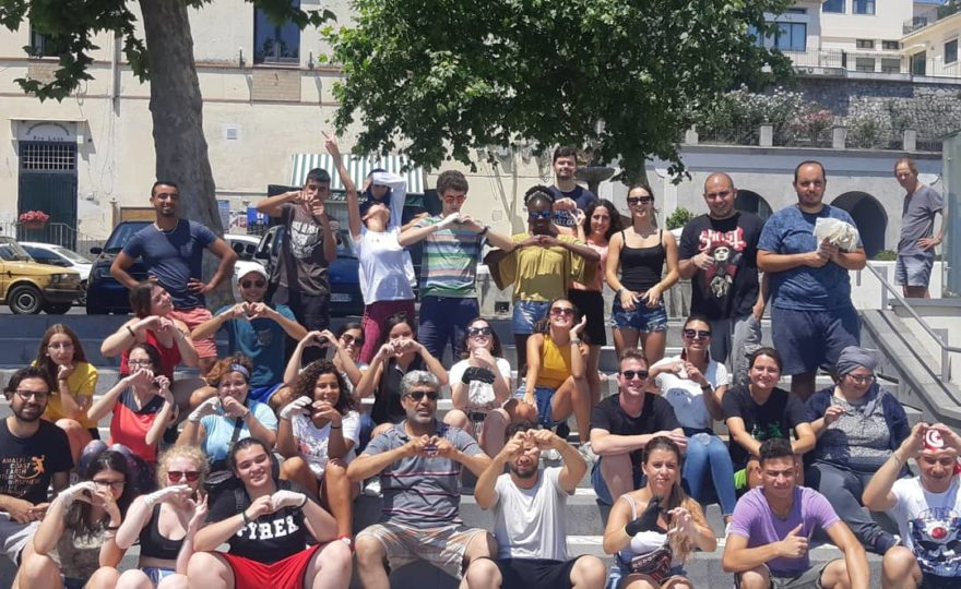 ESC – volunteering with the European Solidarity Corps at Acarbio