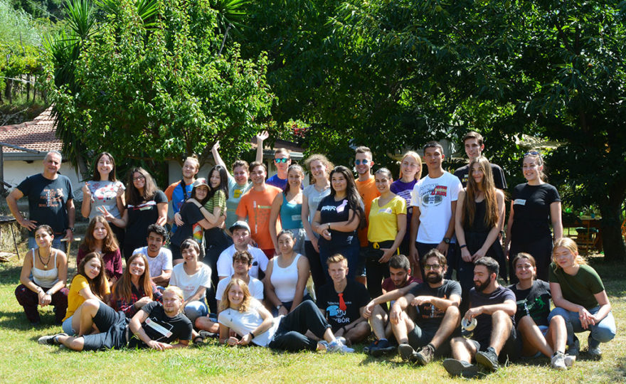 Wild Style – Live Outdoors, Love Outdoors ERASMUS+ YOUTH EXCHANGE